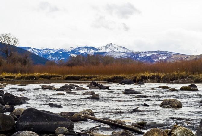 The Boulder River