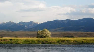 The Madison River