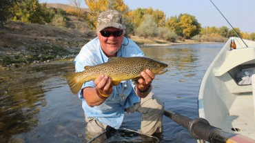 The Bighorn River