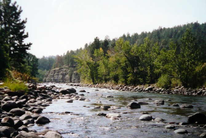The Stillwater River